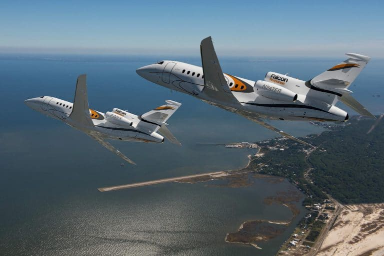 FalconResponse © Dassault Aviation - K. Tokunaga
