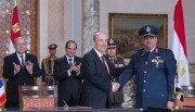 Signature du contrat Egypte
