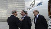 Visite du Président de la République