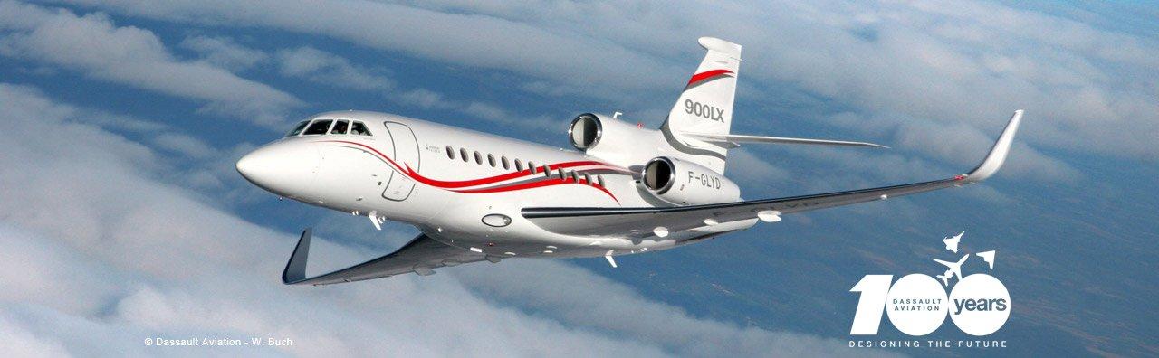 Falcon 900LX
