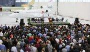 Dassault Falcon Jet vient d'achever un nouveau chantier
