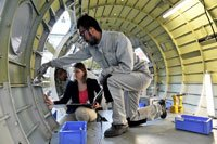 Établissement Dassault Aviation Argenteuil. Ingénieur de Fabrication