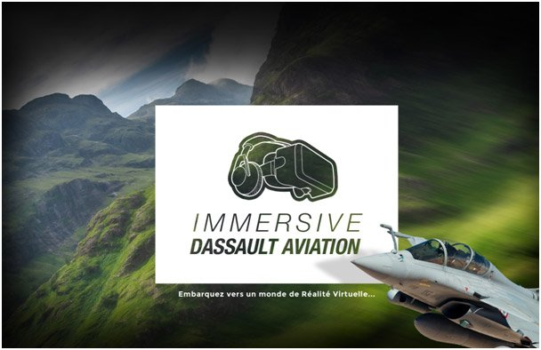 Immersive Dassault Aviation