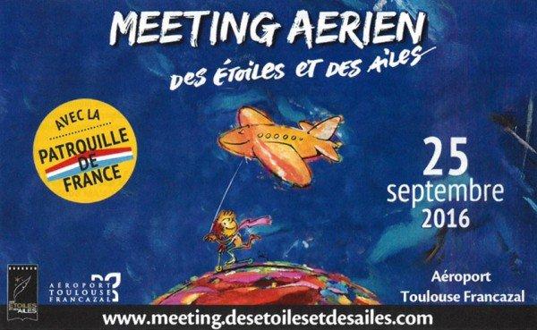 Meeting aérien «Des étoiles et des ailes»