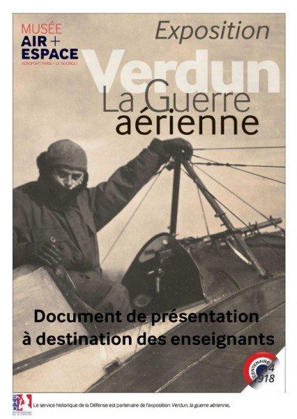 Exposition Verdun la guerre aérienne au Musée de lAir et de lEspace