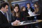 Forum de Coopération Enseignement avec de jeunes étudiants.
