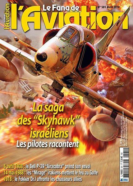 Le dernier numéro du Fana de lAviation met à nouveau le Mirage à lhonn