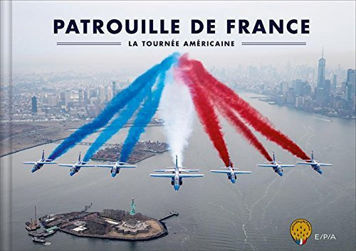 Livre «La tournée américaine de la patrouille de France»