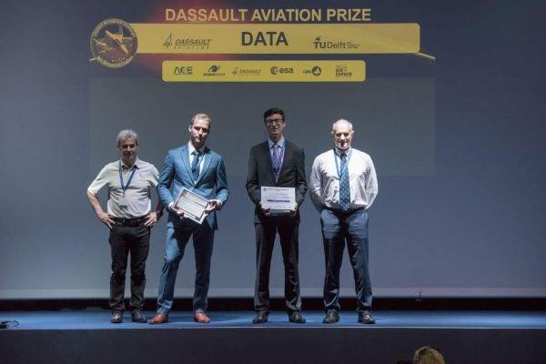 Défi Aérospatial Étudiant : Prix Dassault Aviation pour le 12ème exerc