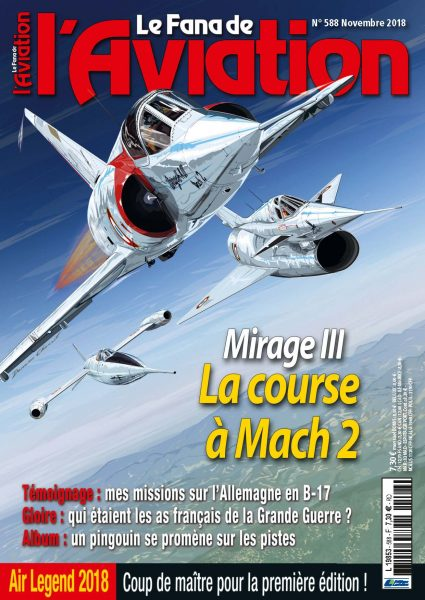 Le Fana de l'Aviation n°588