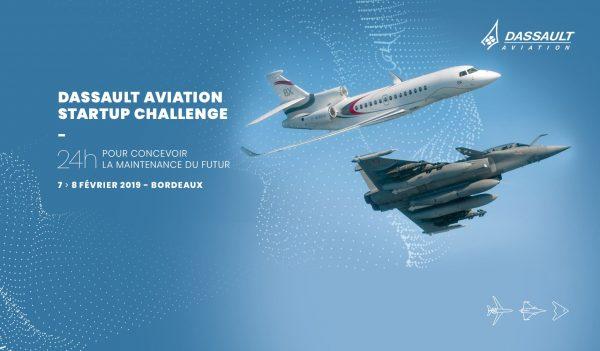 Innovathon «Dassault Aviation Startup Challenge»
