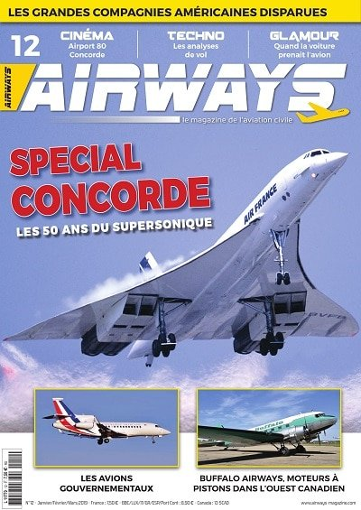 Magazine. « Airways Magazine n°12 »