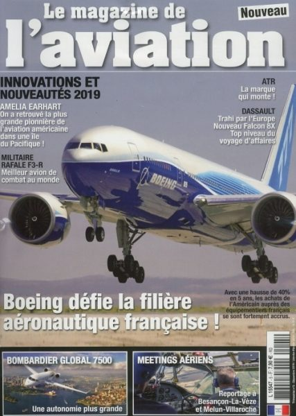 Magazine. « Le Magazine de l'aviation n°5 »