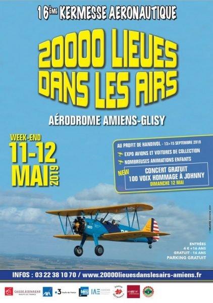 16e Kermesse aéronautique « 20 000 lieux dans les Airs »