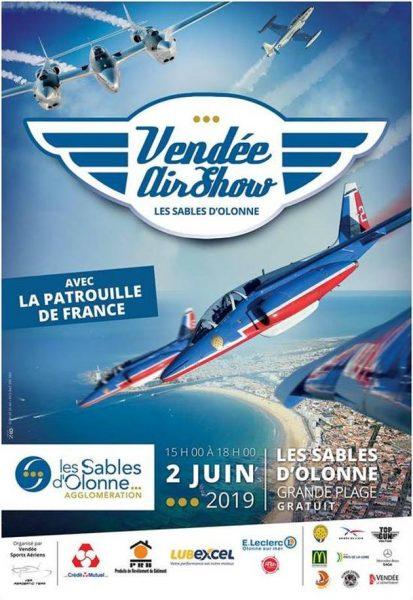 Meeting. Vendée Air show