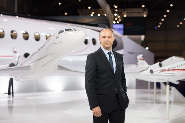 Dassault Aviation nomme Carlos Brana au poste de Directeur Général des