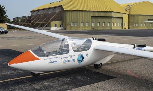 Le projet de planeur électrique Euroglider prend son envol