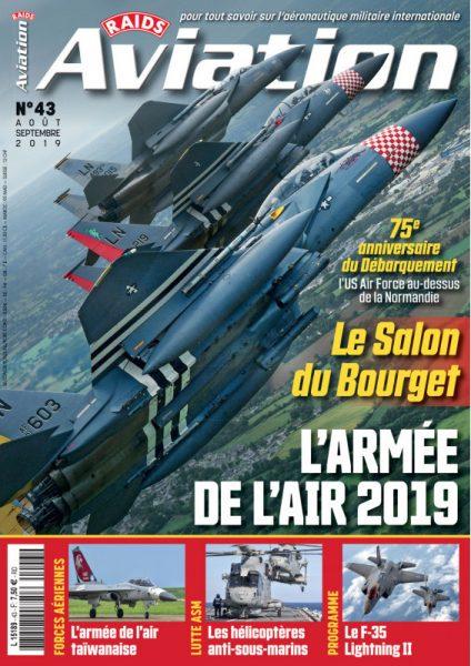 Magazine. «Raids Aviation» n°43