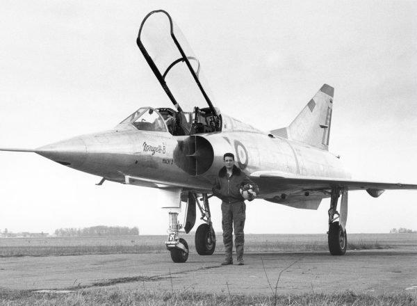 60e anniversaire du 1er vol du Mirage III B