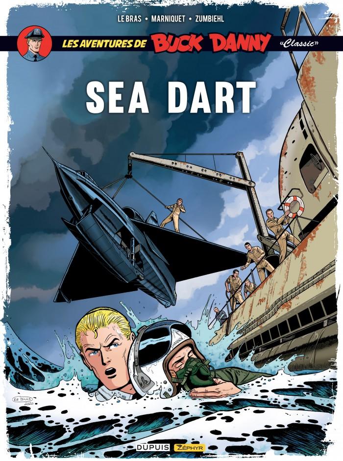 BD : « Buck Danny – Tome 7 : Buck Danny Classic – Sea Dart »