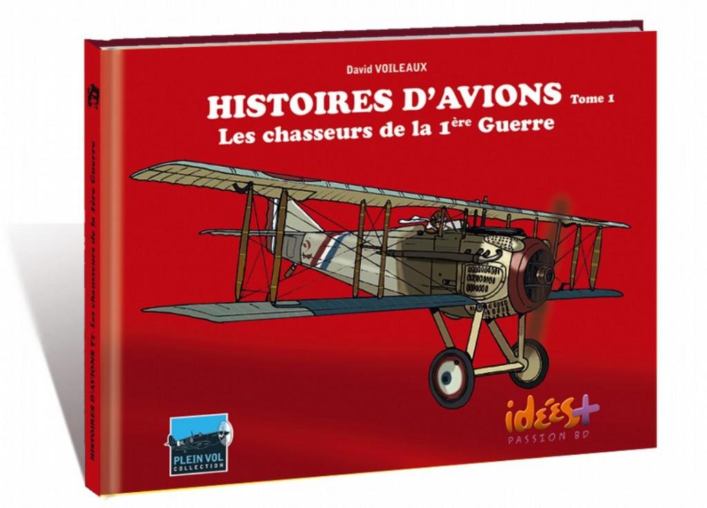 Histoires d'avions – Tomes 1 et 2