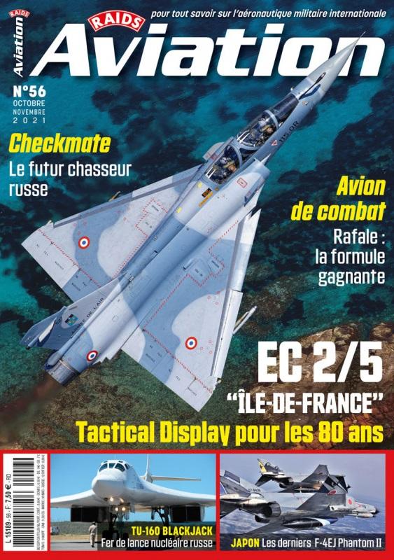 Magazine. RAIDS Aviation n°56