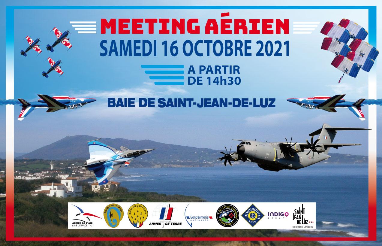 Meeting de Saint-Jean-de-Luz – Ciboure. Samedi 16 octobre 2021