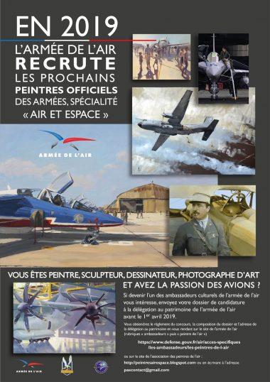 Concours peintre armée de l'air