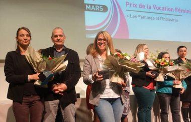Prix de la vocation féminine 2019