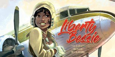 Couverture de la BD Liberty Bessie