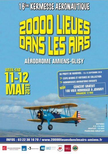 « 20 000 lieux dans les Airs 2019 »