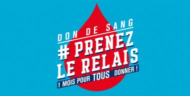 Affiche de la journée mondiale du don du sang