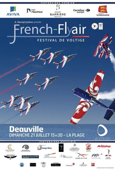 French Fly Air – Festival de voltige