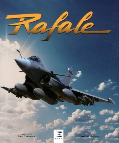 """Livre """"Rafale"""", édition 2019"""