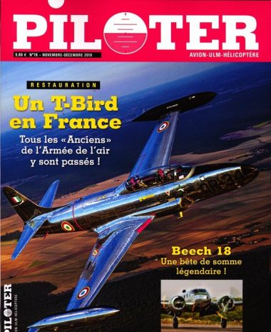 Magazine Piloter 78