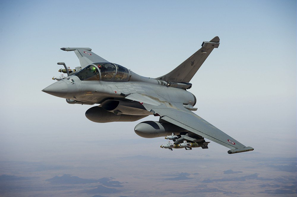 Egypt opts for the Rafale - Press kits