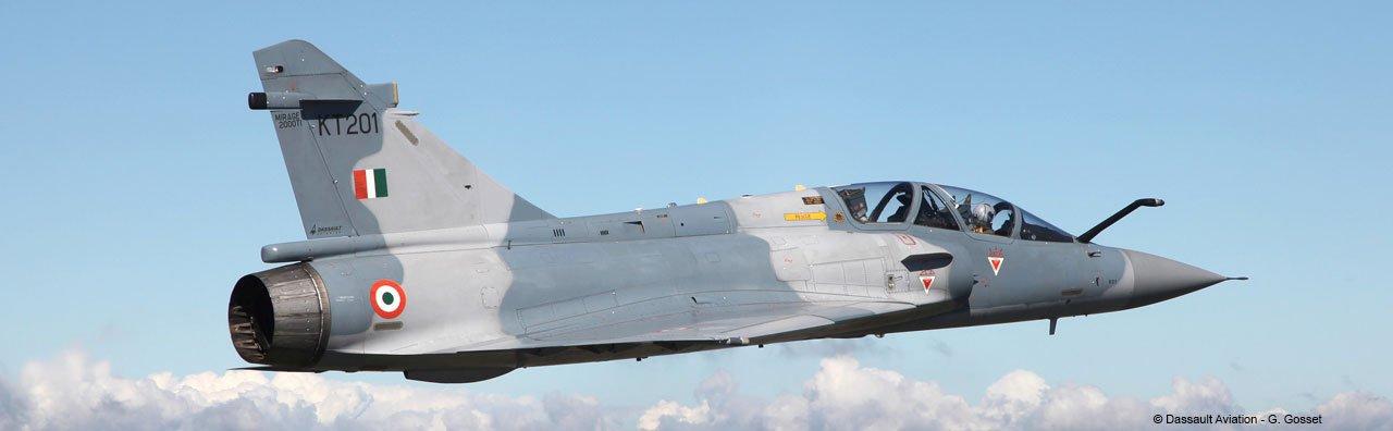 Indian Mirage 2000