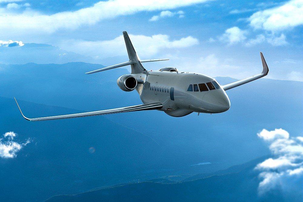 Japan Coast Guard Selects Dassault Aviation's Falcon 2000