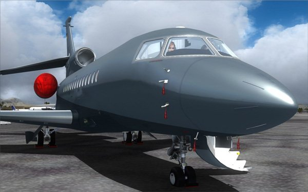 Flight Simulator – Falcon 7X add on - Passion News