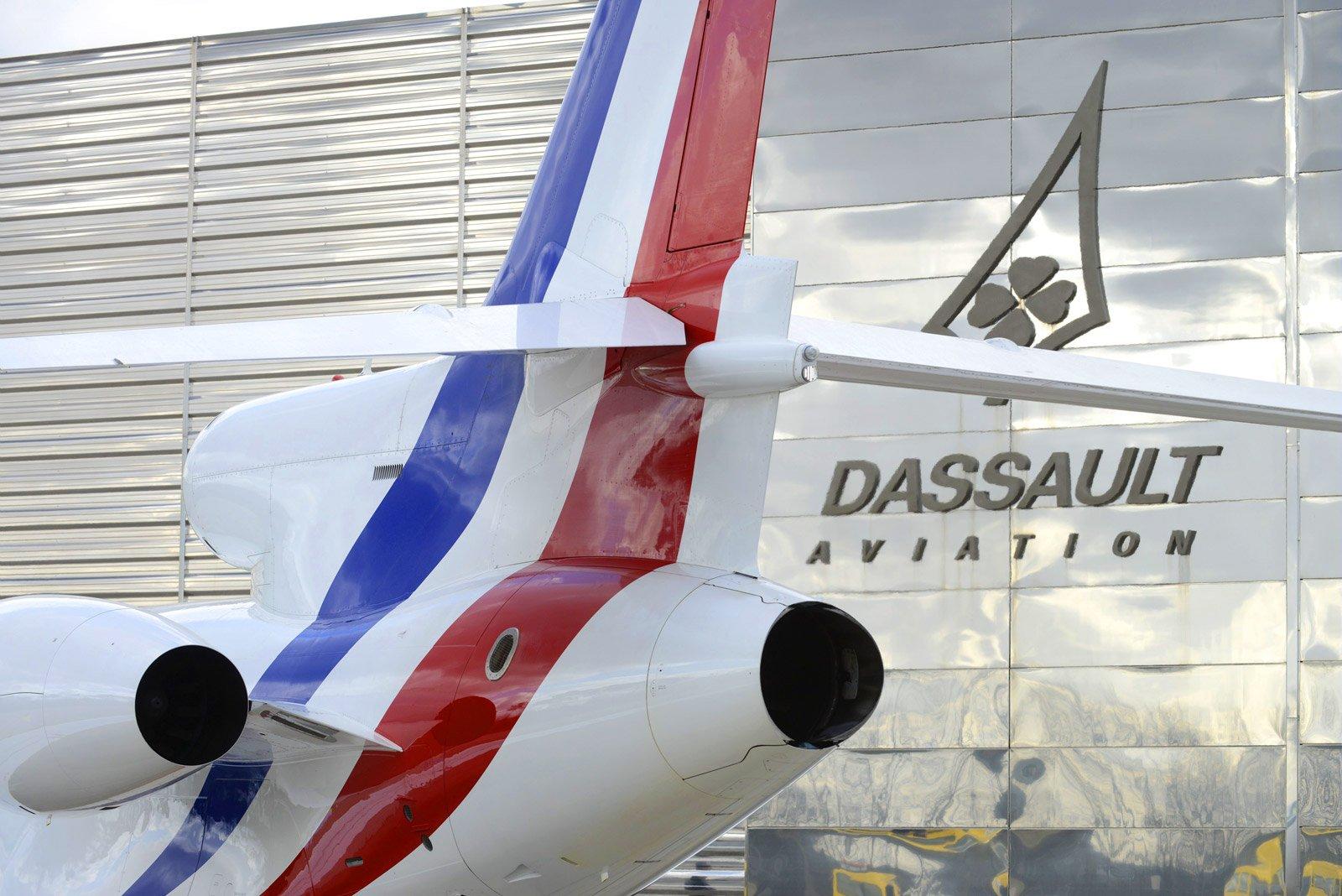 Our Company Profile - Dassault Aviation