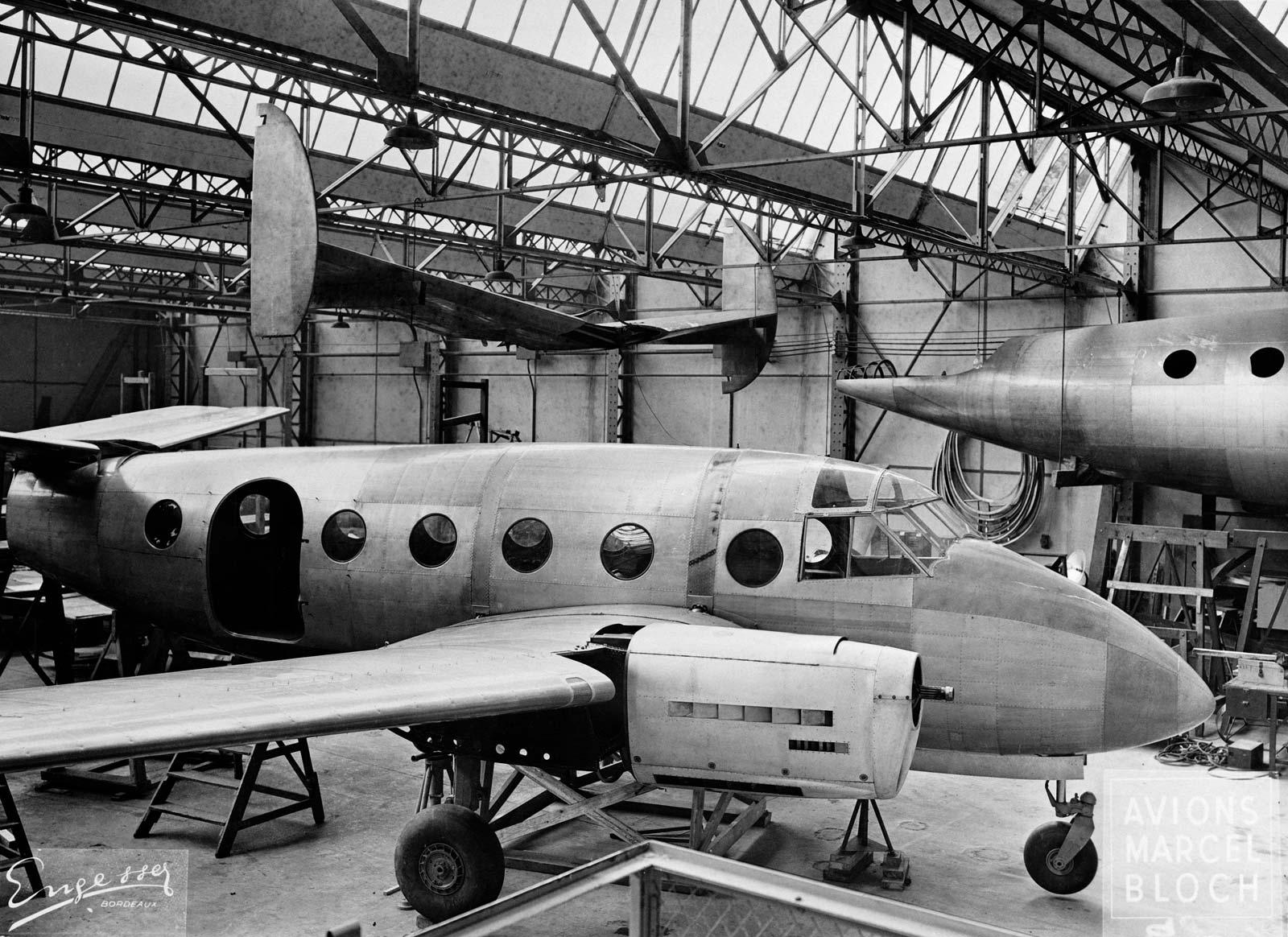 History of Dassault Aviation, 1945 to 1965