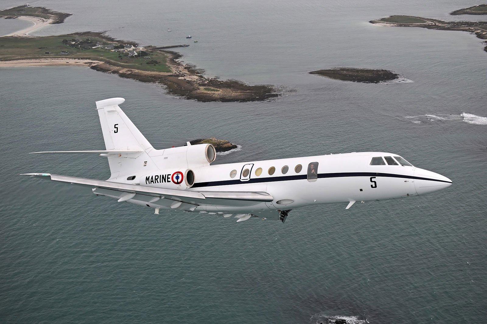 "The ""Maritime Falcon"" family, multiple-mission Falcons"