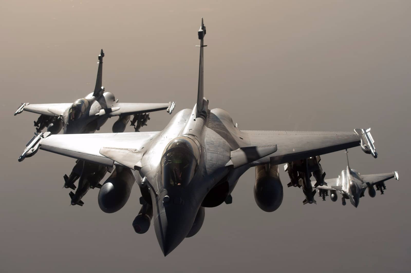 the rafale  the latest dassault aviation combat aircraft