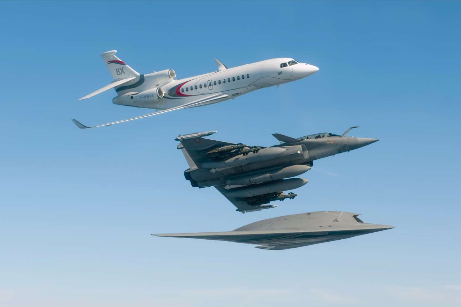 dassault aviation a major player to aeronautics