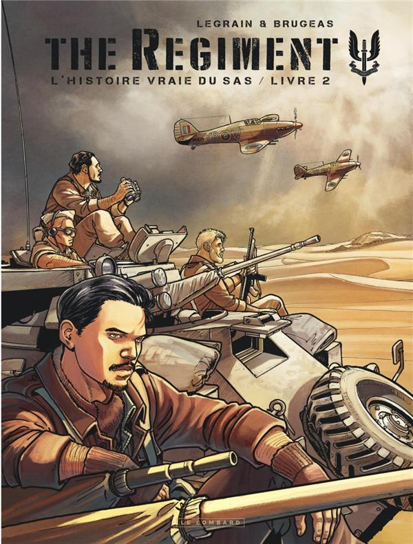 Comic Book The Regiment The True Story Of The Sas Book