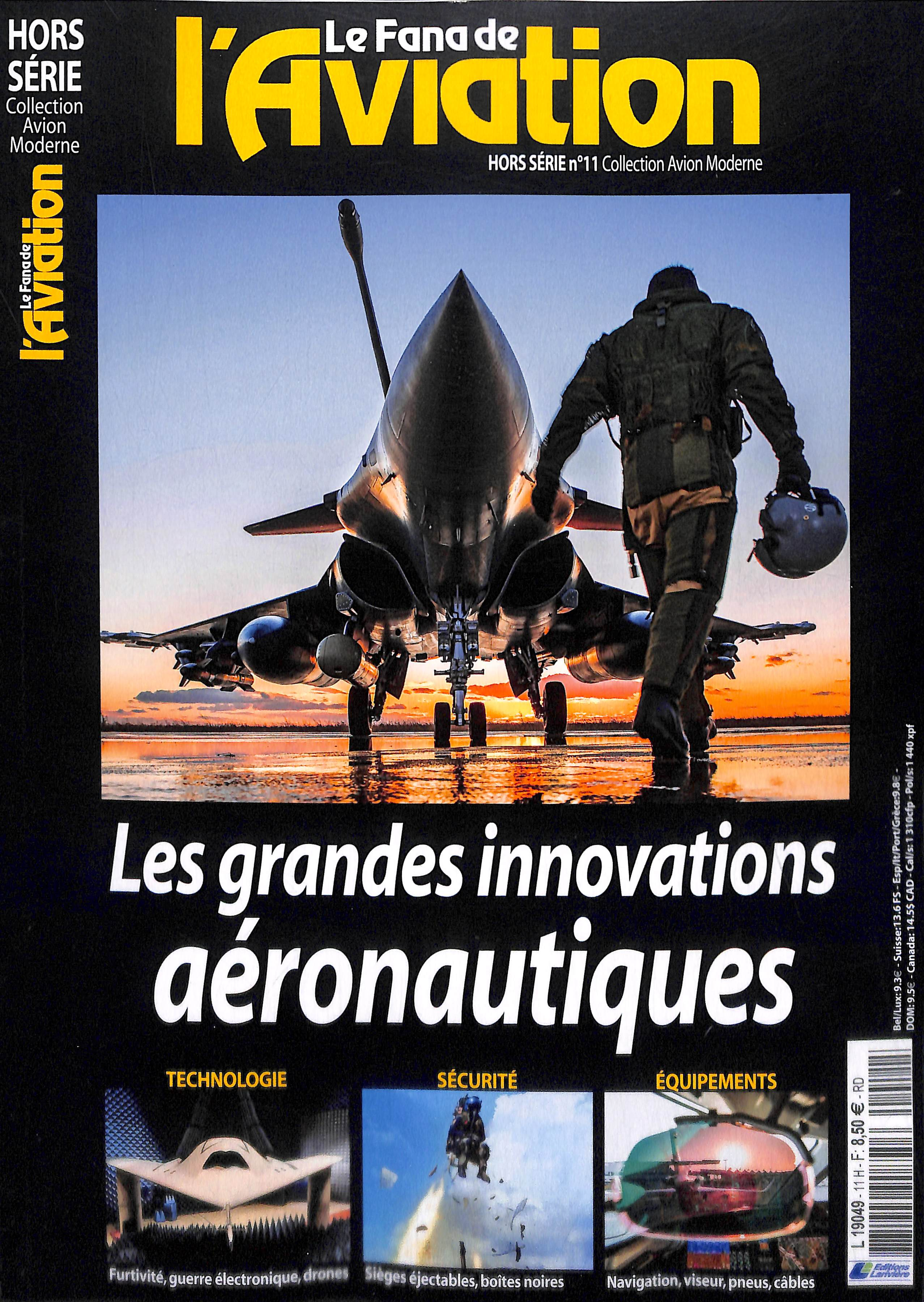 "Magazine: Special edition  ""Le Fana de l'Aviation: les"