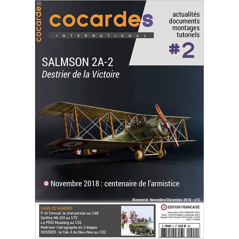"Magazine  ""Cocardes international No 2"" - Passion News"