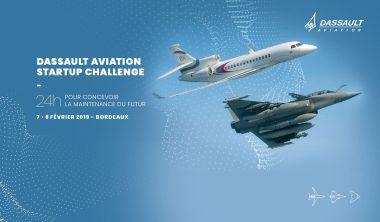 "Innovathon ""Dassault Aviation Startup Challenge"", on February 7 and February 8, 2019"