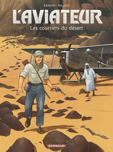 """L'aviateur"" Volume 3"