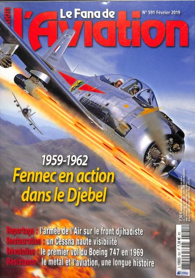 """Fana de l'aviation"" Fennec"
